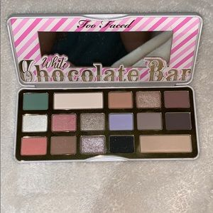 Too Faced Makeup - Limited edition too faced white chocolate pallet